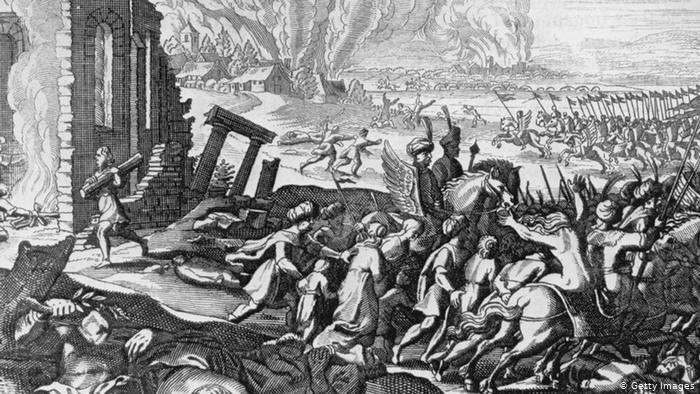 453: превземането на Константинопол от войските на Мохамед Втори
